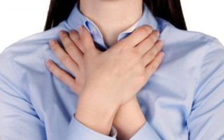Что надо знать об постоянной отрыжке и коме в горле