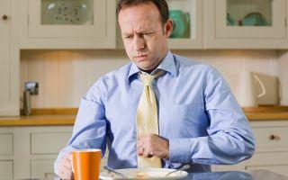 Причины  постоянной изжоги после еды