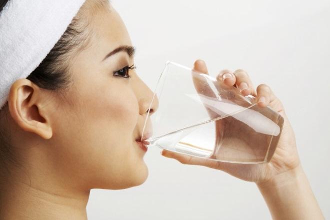 Прием воды
