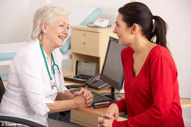 Приятная беседа с врачом