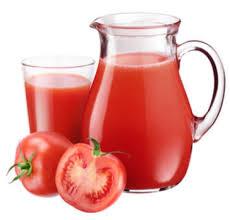 Кувшин томатного сока