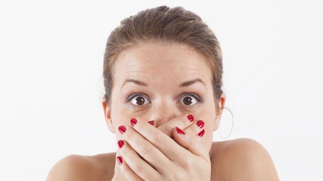 Запах газа при беременности